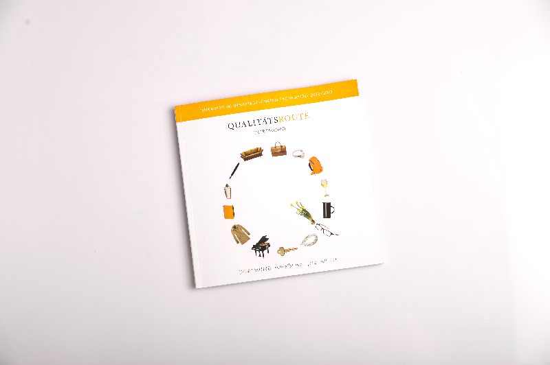 Qualitätsroute Cover