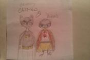 #0: Catman & Robin