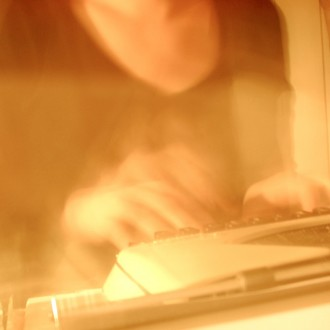 Schreiben, drinnen